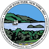 Town of Hyde Park, New York 1821